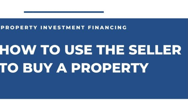 Seller Finance – How to Use the Seller to Buy a Property
