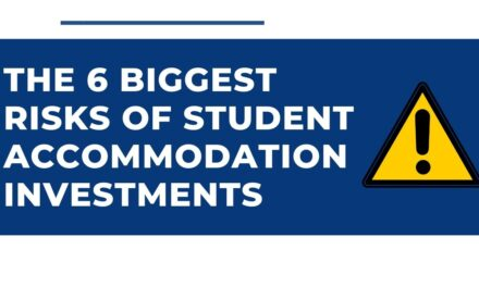 The 6 Biggest Risks of Student Accommodation