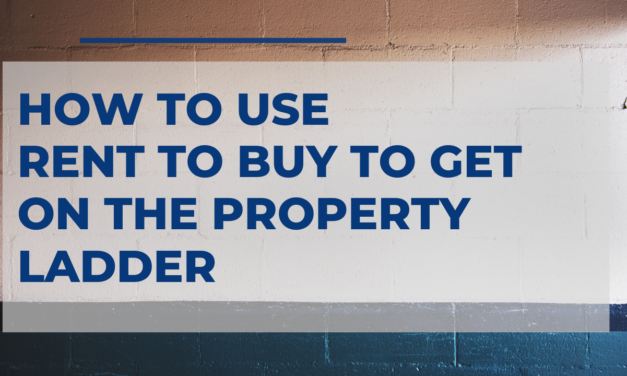 How to Use Rent to Buy to Get on the Property Ladder